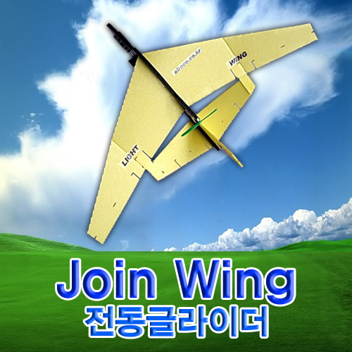 Join Wing 전동글라이더